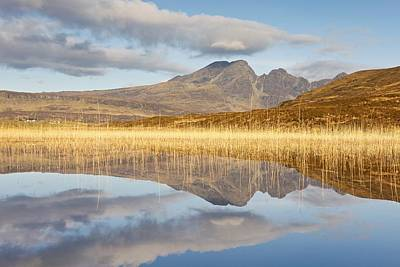Photograph - Blaven Reflections by Stephen Taylor