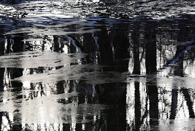 Photograph - Bleak Winter by Richard Andrews