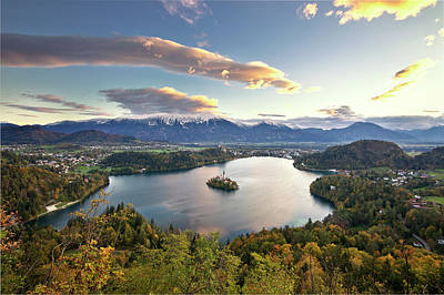 Photograph - Bled by Rene Pronk