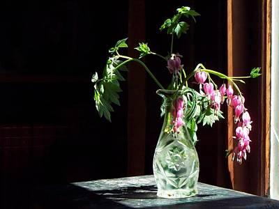Bleeding Heart Bouquet Original