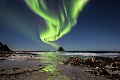 Photograph - Bleik Island IIi by Frank Olsen