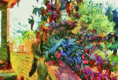 Photograph - Blending In With The Surroundings by Dorothy Berry-Lound