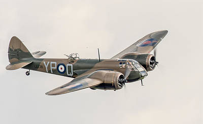Photograph - Blenheim Mk I by Gary Eason
