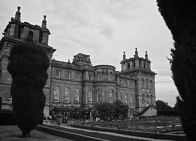 Photograph - Blenheim Palace by Matt MacMillan