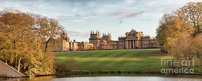 Photograph - Blenheim Palace by Tim Gainey