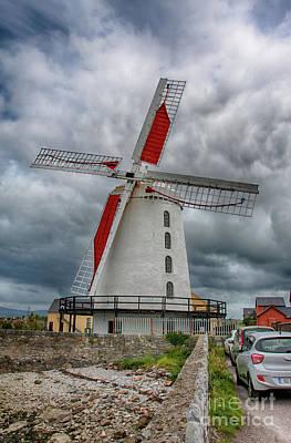 Photograph - Blennerville Windmill by Joerg Lingnau