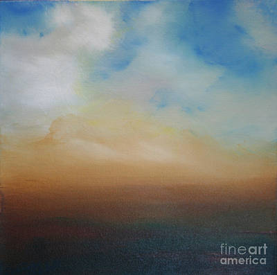 Blessed Art Print by Michele Hollister - for Nancy Asbell
