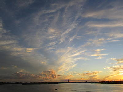 Photograph - Blessed Skies  by Rosita Larsson