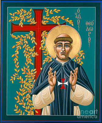 Painting - Blessed Theodore Of The Cross 129 by William Hart McNichols