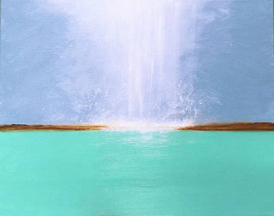 Painting - Blessings by Linda Bailey