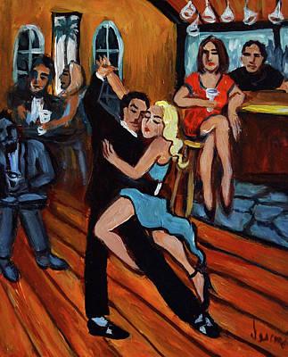 Bleu Tango Original