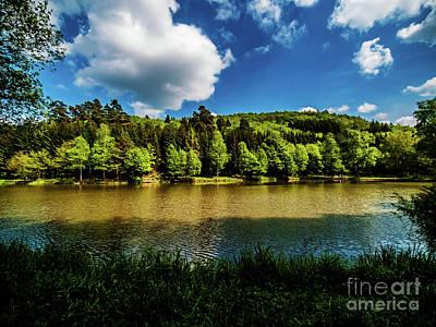 Photograph - Bliesgau_18 by Jorg Becker