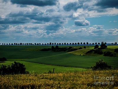 Photograph - Bliesgau_22 by Jorg Becker