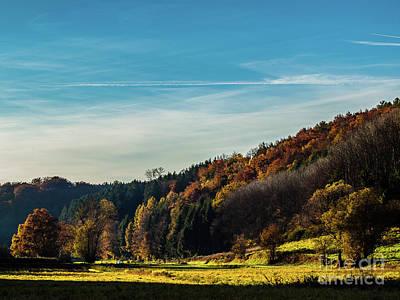Photograph - Bliesgau_24 by Jorg Becker