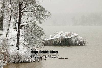 Photograph - Blind 4551 by Captain Debbie Ritter