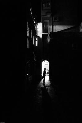 Photograph - Blind Date by Alfio Finocchiaro