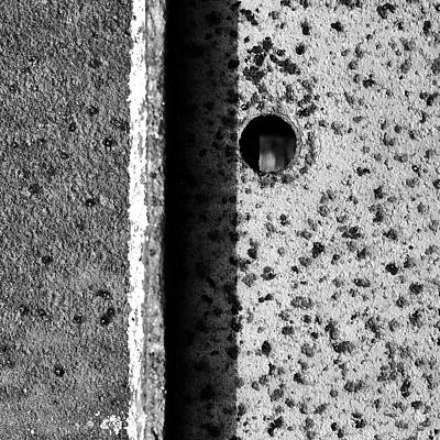 Photograph - Blindside by Tom Druin