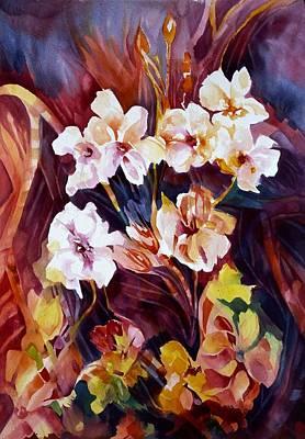 Bliss Art Print by Carolyn LeGrand