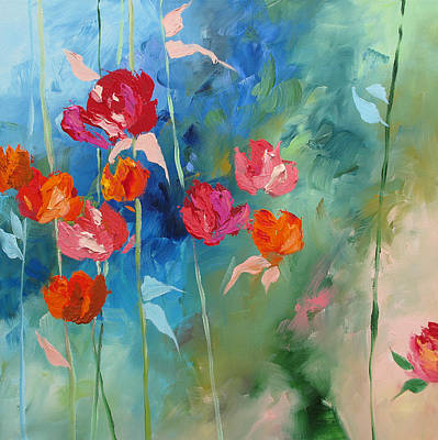 Painting - Bliss by Linda Monfort