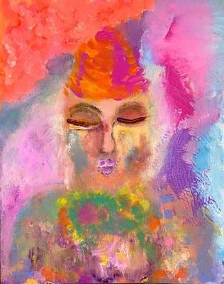 Painting - Bliss Rising by Liana Shanti