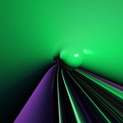 Digital Art - Bloatating by Andrew Kotlinski