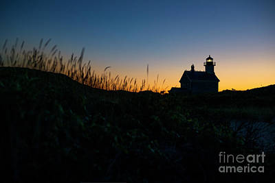 Photograph - Block Island North Light by Diane Diederich
