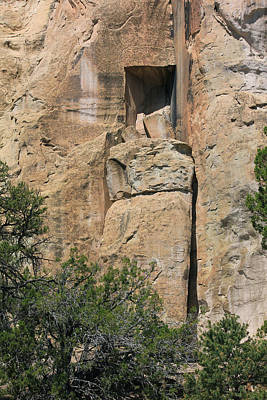 Photograph - D14470-block Rock Fall  by Ed  Cooper Photography