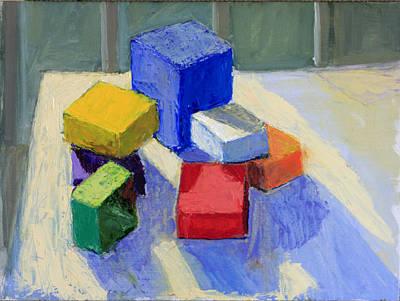 Block Study # 4 Original