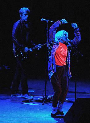 Blondie Photograph - Blondie by Rafa Rivas