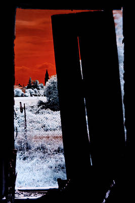 Photograph - Blood And Moon by Helga Novelli