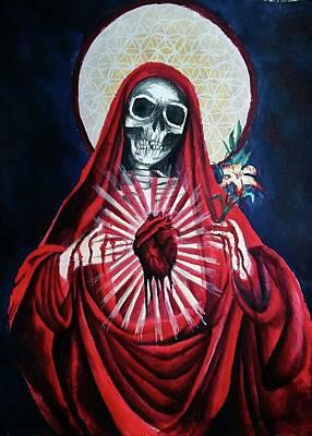 Bloody Mary Original by Alycia Dominguez