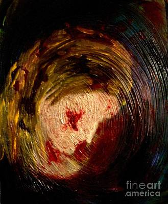 Painting - Bloody Nightmare by Kristen Diefenbach