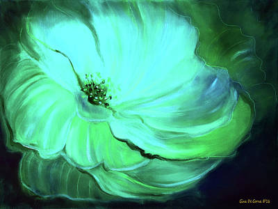 Painting - Bloom by Gina De Gorna