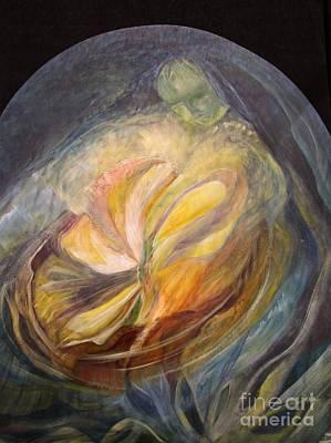Painting - Bloom by Teresa Dunwell
