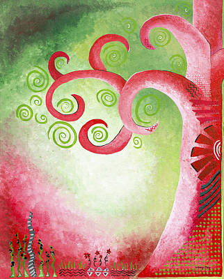 Painting - Bloom by Wendy May