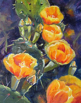 Bloomin Art Print