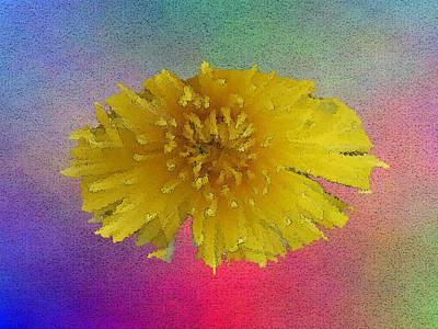 Blooming Digital Art - Blooming 3 by Tim Allen