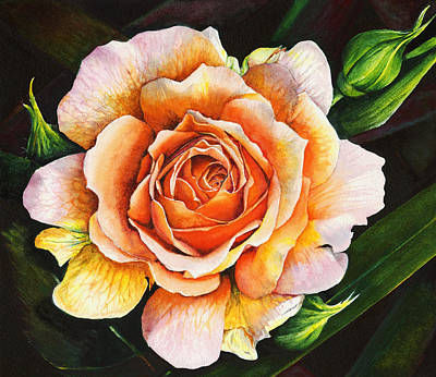 Blooming Marvellous Art Print