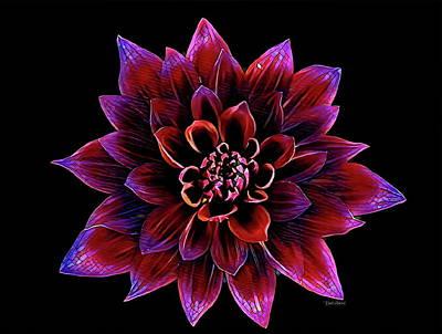 Digital Art - Blooming by Russ Harris