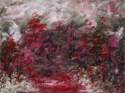 Cartoons Tees - Blooming Temptation by Joanna Deritis
