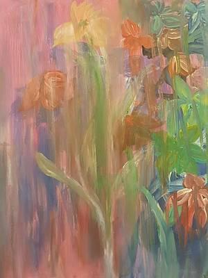 Blooming Through Original