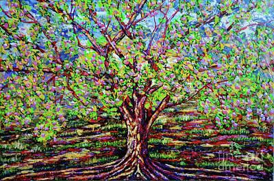 Blooming Original by Viktor Lazarev