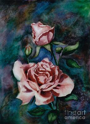 Painting - Blooming Wonder by Brenda Thour