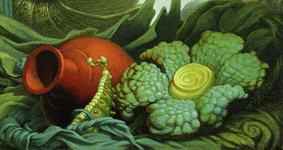Painting - Blosso And Grow by Jim Thiesen
