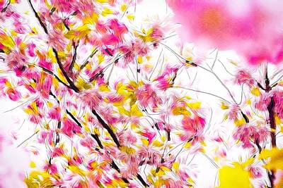 Painting - Blossom by Mark Taylor