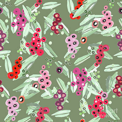 Digital Art - Blossom by Marni Stuart