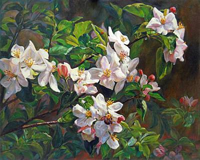 Blossom Of My Heart Original by Svitozar Nenyuk