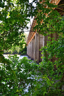 Photograph - Blossom Street Bridge by Linda Brown