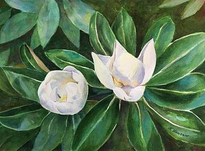 Painting - Blossoms In The Sunlight by Sue Henson