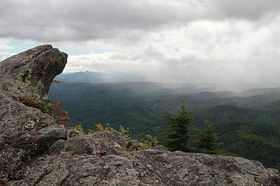 Photograph - Blowing Rock North Carolina by Dan Sproul
